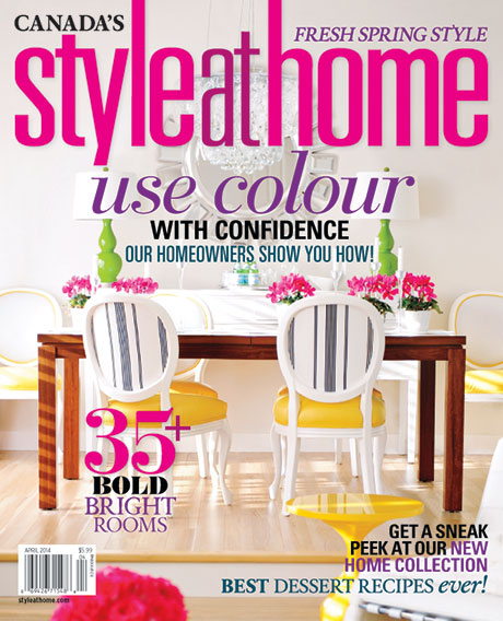 Home Decorating Magazines Canada Iron Blog